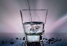 Woda pomaga utrzymać cukier na właściwym poziomie